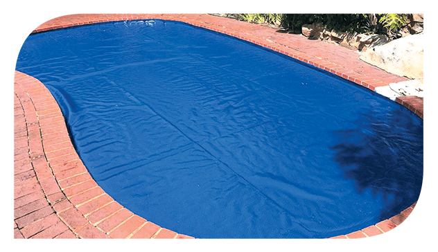 Airwrap Aqua Dome Bubble Wrap Thermal Pool Cover Blanket Example